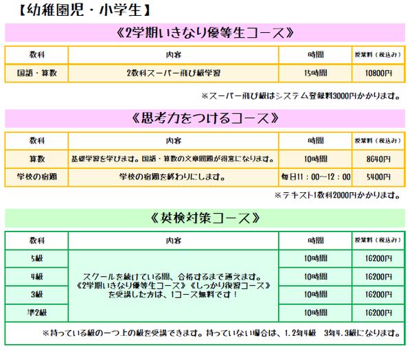 【英検合格保証付】《夏期》スーパーキッズプロジェクト